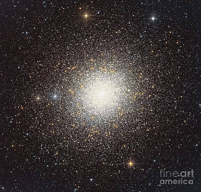 47 Tucanae, A Globular Cluster Located Art Print by Roberto Colombari
