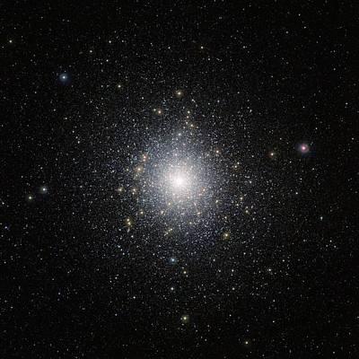 47 Tucanae Star Cluster Print by Eso/m.-r. Cioni/vista Magellanic Cloud Survey