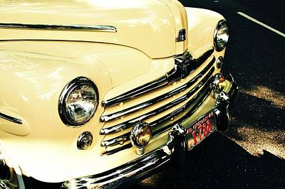 Photograph - '48 Ford by Cathie Tyler