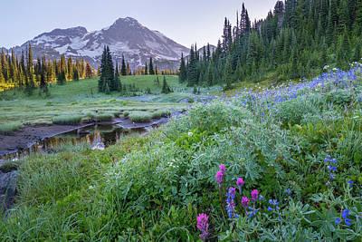 S Landscape Photograph - Usa, Washington State by Gary Luhm