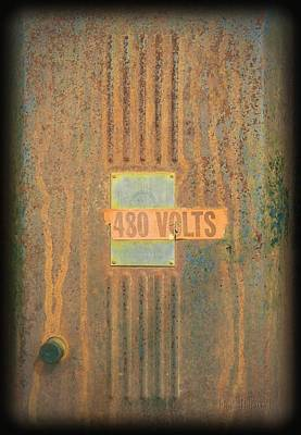 Photograph - 480 Volts by Jamie Johnson