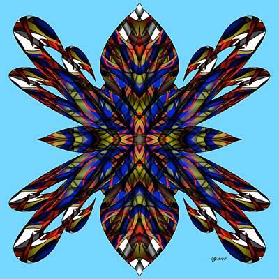 Digital Art - 4800 03 by Brian Johnson