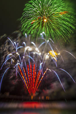 San Clemente Photograph - 4th Of July Through The Lens Baby by Scott Campbell