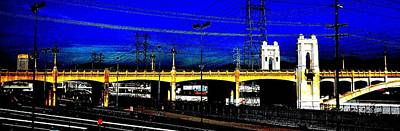 Photograph - 4th St. Bridge  by Kimberly Mack