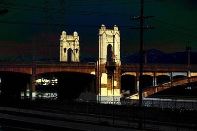 Photograph - 4th Street Bridge by Kimberly Mack