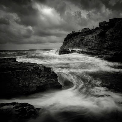Coastal Landscape Photograph - ! by Yucel Basoglu