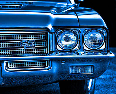 Men Photograph - 1971 Buick Gs by Gordon Dean II