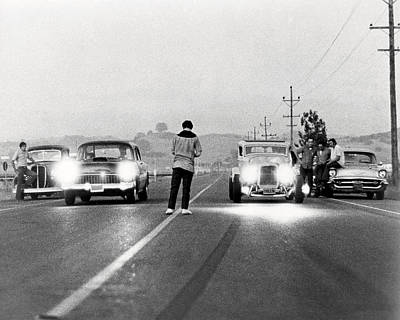 Movies Photograph - American Graffiti  by Silver Screen