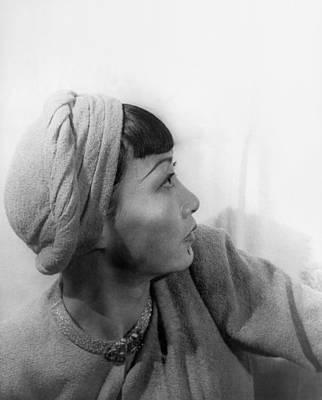 Anna May Wong (1907-1961) Art Print