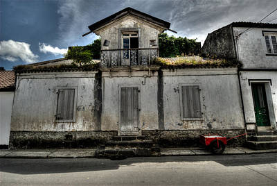 Photograph - Architecture Soa Miguel Azores by Joseph Amaral