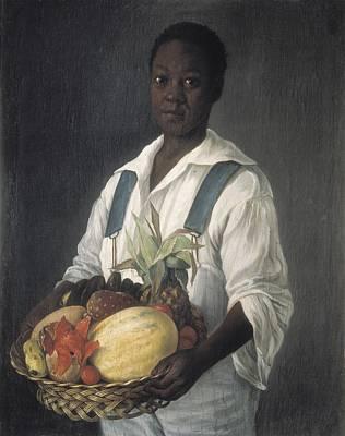 Arrieta, Jos� Agust�n 1802-1874. The Art Print by Everett