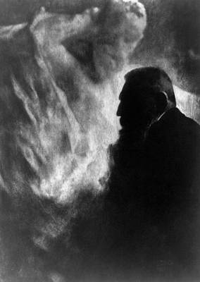 Photograph - Auguste Rodin (1840-1917) by Granger
