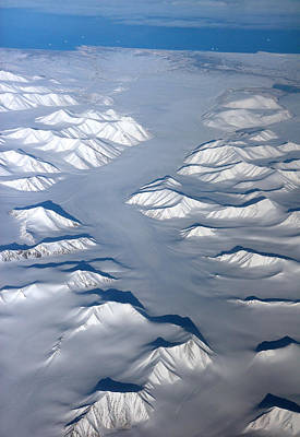 Baffin Island In The Arctic Northern Canada Art Print by Pierre Leclerc Photography