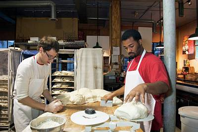 Bakery Photograph - Bakery by Jim West