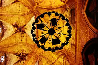 Rock Royalty - Barcelona Cathedral by Christopher Hoffman