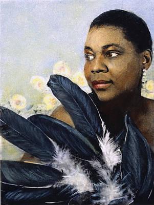 Bessie Smith (1894-1937) Art Print by Granger