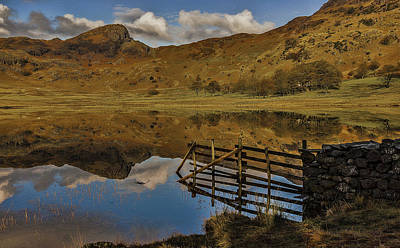 Blea Tarn Print by Trevor Kersley