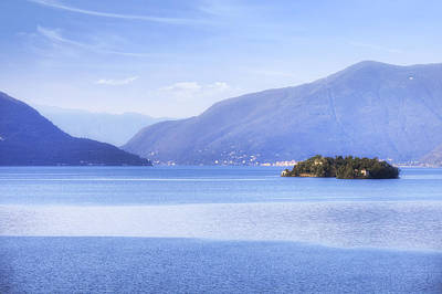 Ticino Photograph - Brissago Islands by Joana Kruse