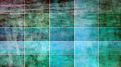 5 By 5 Ocean Art Print