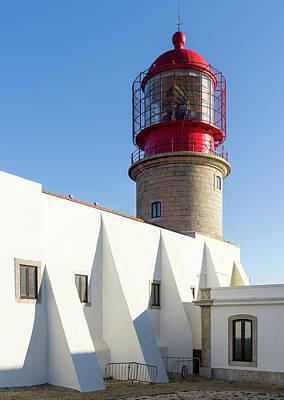 Algarve Wall Art - Photograph - Cabo De Sao Vincente by Martin Zwick