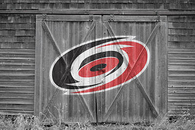 Photograph - Carolina Hurricanes by Joe Hamilton