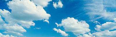 Clouds Art Print by Panoramic Images