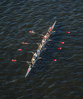 Photograph - Competitors Practicing For The Annual by Dave Cleaveland