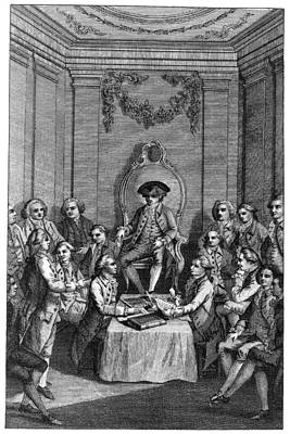 Photograph - Continental Congress, 1774 by Granger