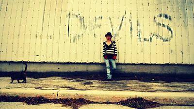 Photograph - Da B Side With Kesha by Cyryn Fyrcyd