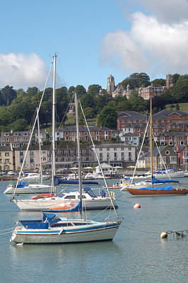 Photograph - Dartmouth by Chris Day