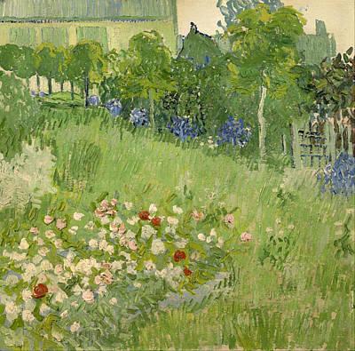 Daubigny's Garden Art Print by Mountain Dreams