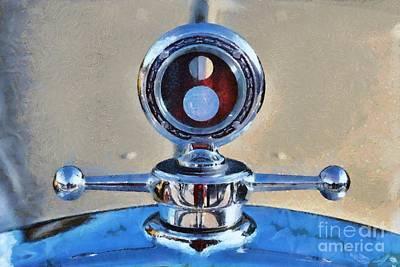 Dodge Painting - 1928 Dodge Brothers Standard 6 by George Atsametakis