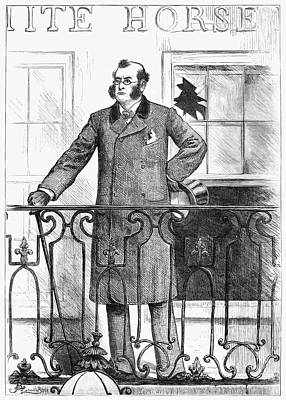 England Election, 1880 Art Print by Granger