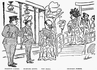 Enrico Caruso (1873-1921) Art Print by Granger
