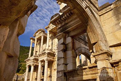 Ephesus Turkey Art Print by Brian Jannsen