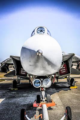 F14 Tomcat Art Print