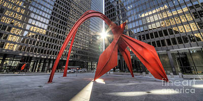 Picasso Photograph - Federal Plaza  by Twenty Two North Photography