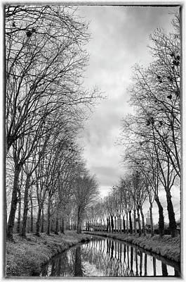 France, Burgundy, Nievre Art Print by Kevin Oke