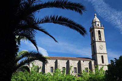 Sud Photograph - France, Corsica, Le Satenais, Sartene by Walter Bibikow
