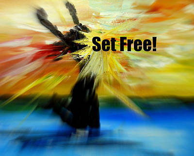 Painting - Freedom by Amanda Dinan