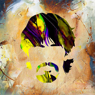 Harrison Mixed Media - George Harrison Collection by Marvin Blaine