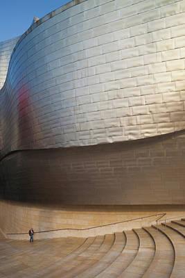 Guggenheim Museum Designed By Frank Art Print