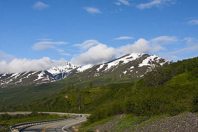 Photograph - Hatcher Pass by Doug Lloyd