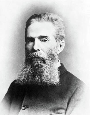 Photograph - Herman Melville (1819-1891) by Granger