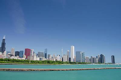Illinois, Chicago Art Print