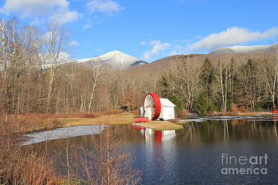 Photograph - Indian Head Nh by Jeffery Akerson