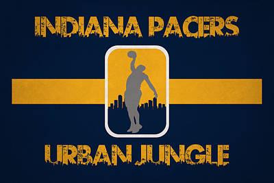 Indiana Photograph - Indiana Pacers by Joe Hamilton