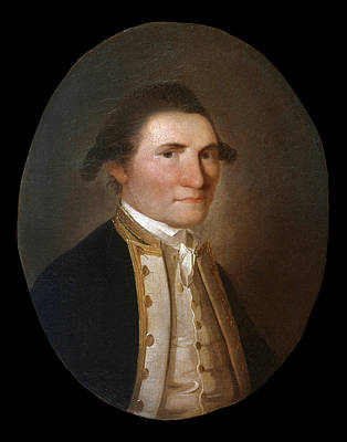 Mariner Painting - James Cook, (1728-1779) by Granger
