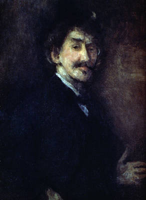 Whistler Painting - James by Granger