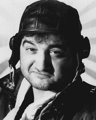Comedy Photograph - John Belushi by Retro Images Archive